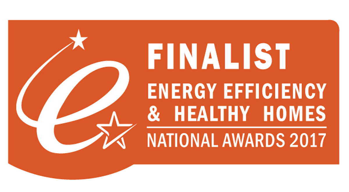 ETS Shortlisted for the National Energy Efficiency & Healthy Homes Awards 2017