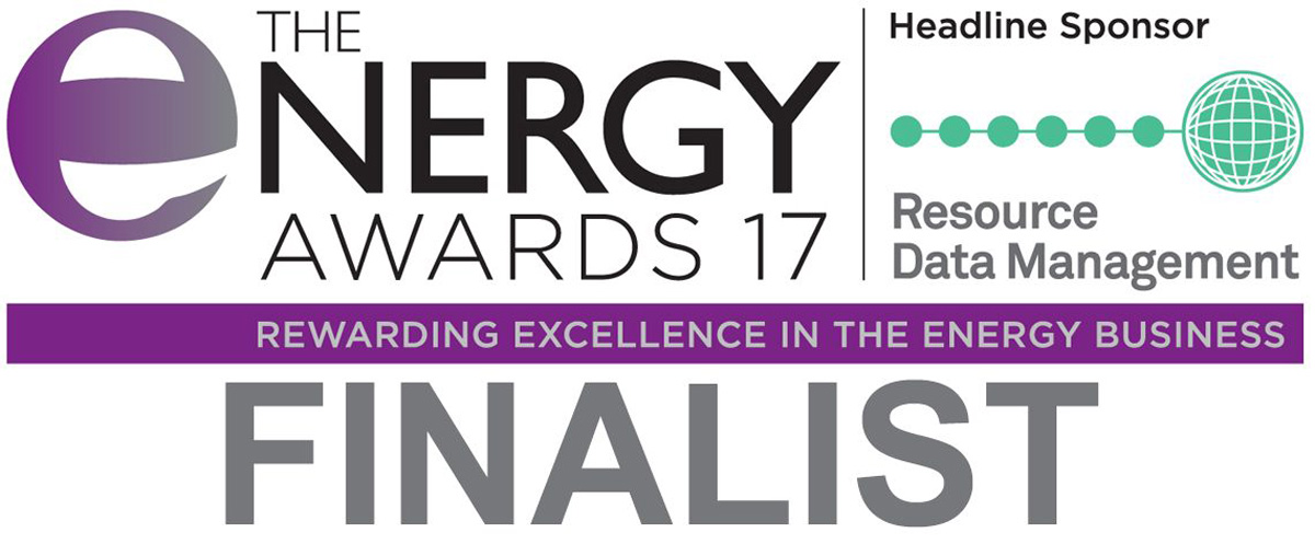 ETS Shortlisted for the Energy Awards 2017