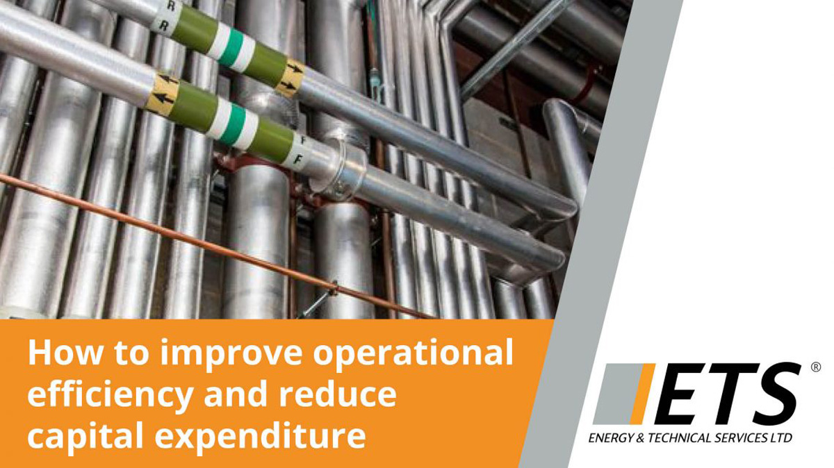 How to improve operational efficiency and reduce capital expenditure