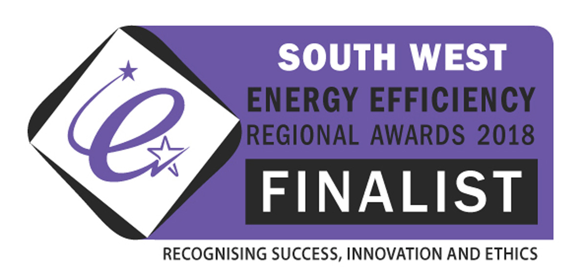 ETS Shortlisted for the South West Energy Efficiency Awards 2018
