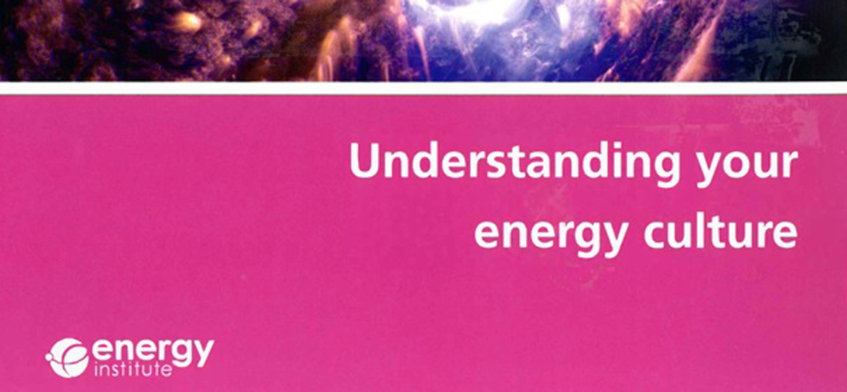 ETS Co-Presenting at the Energy Institutes 'Understanding Your Energy Culture' Launch Event