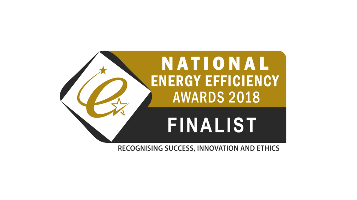 ETS Shortlisted for the National Energy Efficiency Awards 2018