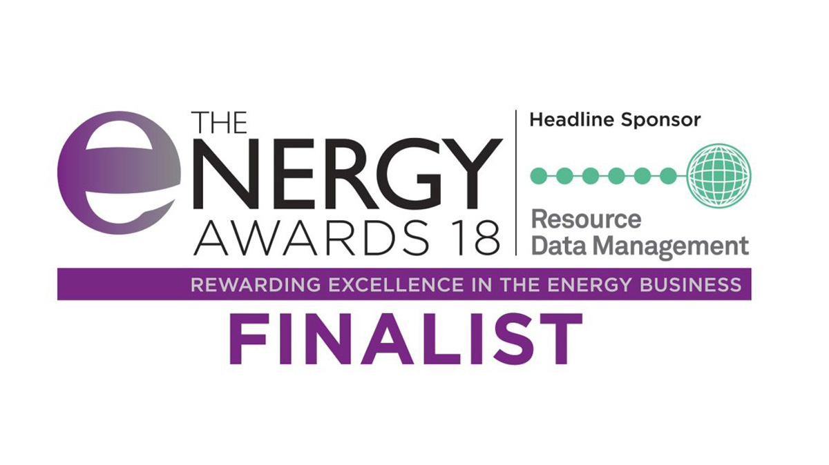 ETS Shortlisted for the Energy Awards 2018
