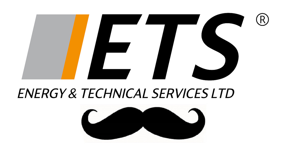 ETS Supports Movember