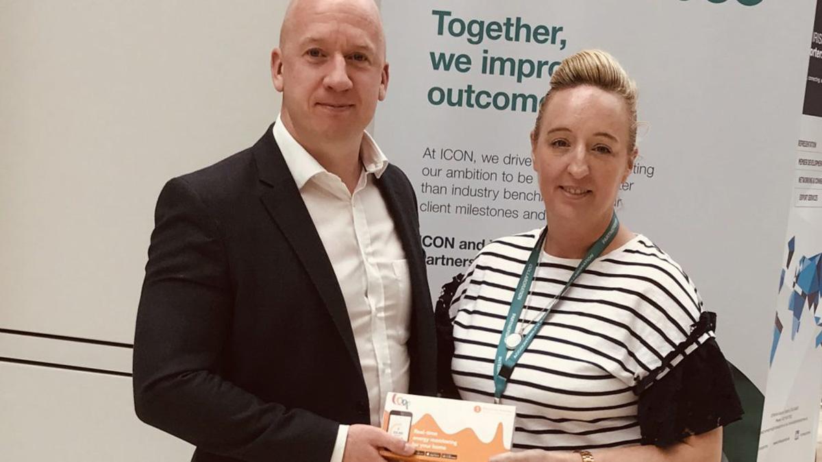 ETS Ireland Speak at ICON's Sustainability Month 2019